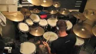 Anthony Eaton Plays Drums! The Police - No Time This Time - Drum Cover