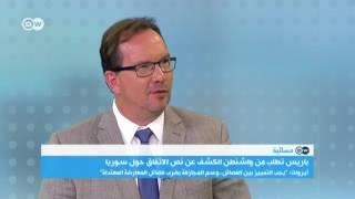 محلل سياسي: الاتفاق الروسي الأمريكي بخصوص سوريا قد يقوّي الإرهاب