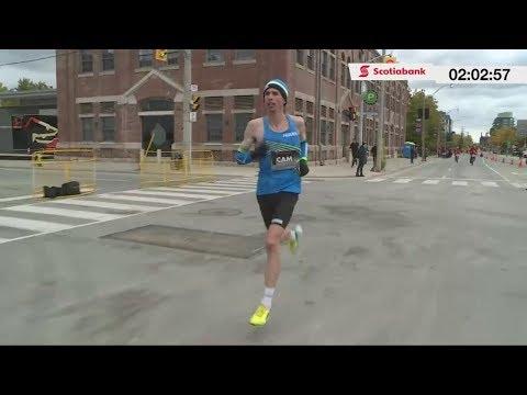 Toronto Marathon 2018 - Full Race