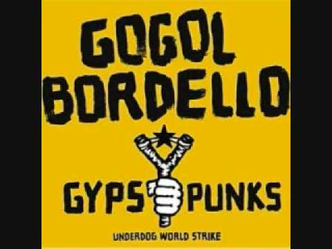 Gogol Bordello - Undestructible