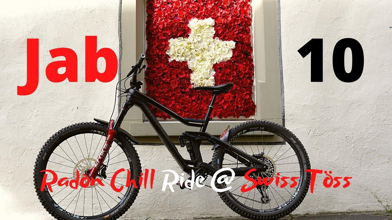 Radon Chill Ride @ Swiss Töss shoot with Gopro Max Hero Mode editing in 4K