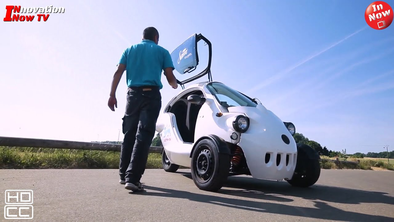 Amazing Vehicles    Micro Cars   That Will Take You To Another Level ▶18