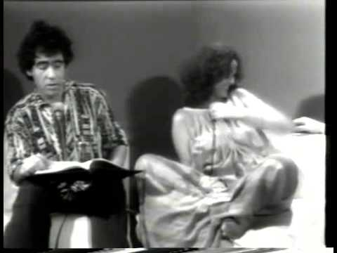Berrigan Ted and Schiff Harris Complete recording Public access poetry 8 4 77
