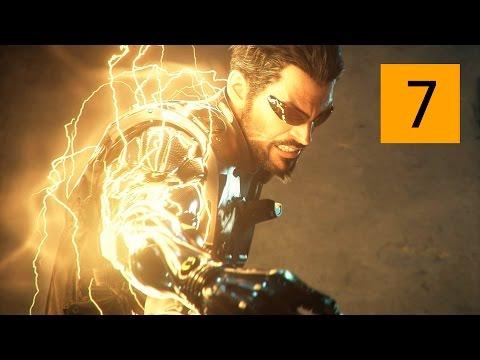 Прохождение Deus Ex: Mankind Divided — Часть 7: Уход во тьму
