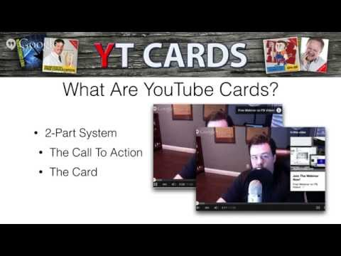 Discover Why YouTube Cards Is Your Best New Marketing Tool!