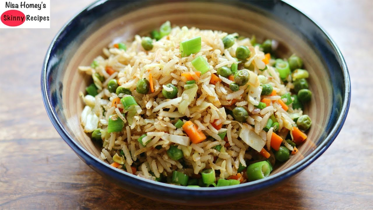 Brown Rice Recipe For Weight Loss Healthy Rice Recipes For Dinner Skinny Recipes Youtube