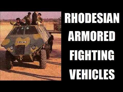 Rare Weapons of Rhodesia - Bush War