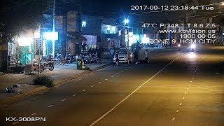 Tai nạn xe máy tông taxi Man Thiện Quận 9  1209