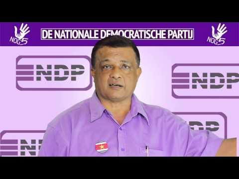 KESHOPERSAD GANGARAM-PANDAY NDP PROMO