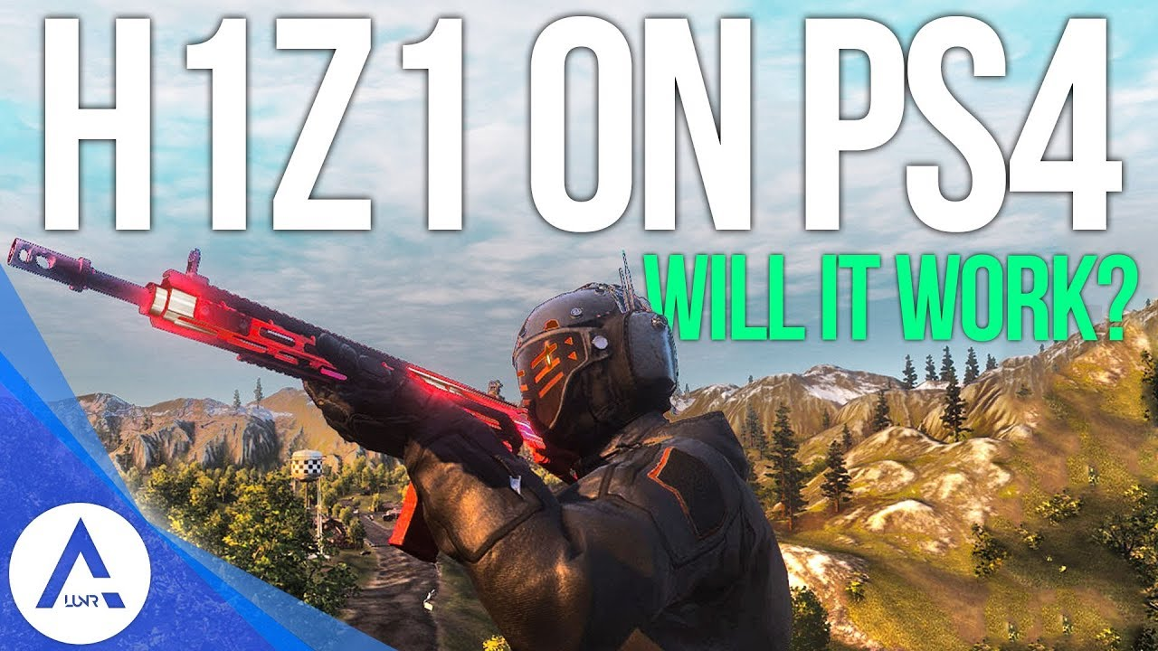 Can H1z1 PS4 be a Succesful Battle Royale Alternative To
