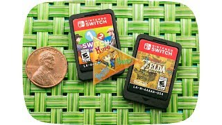 Nintendo Switch REVIEW ★ My games Part 1