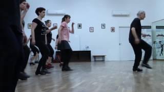 clases- talleres -intensivos Claqué Valencia