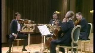 Tchaikovsky String Quartet No.1 in D - Mvt 2 (Andante cantabile) -  Borodin Quartet