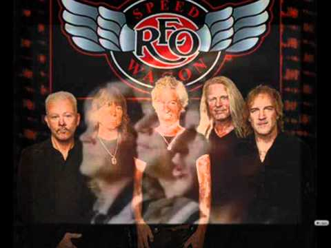 I Can't Fight This Feeling Anymore - REO Speedwagon