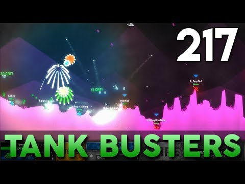 [217] Tank Busters (Let's Play ShellShock Live w/ GaLm and Friends)