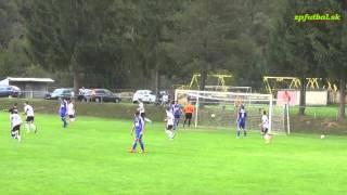 Podbrezová U-19 vs. FK Dukla B. Bystrica ... I.LSD ...19.09.2015