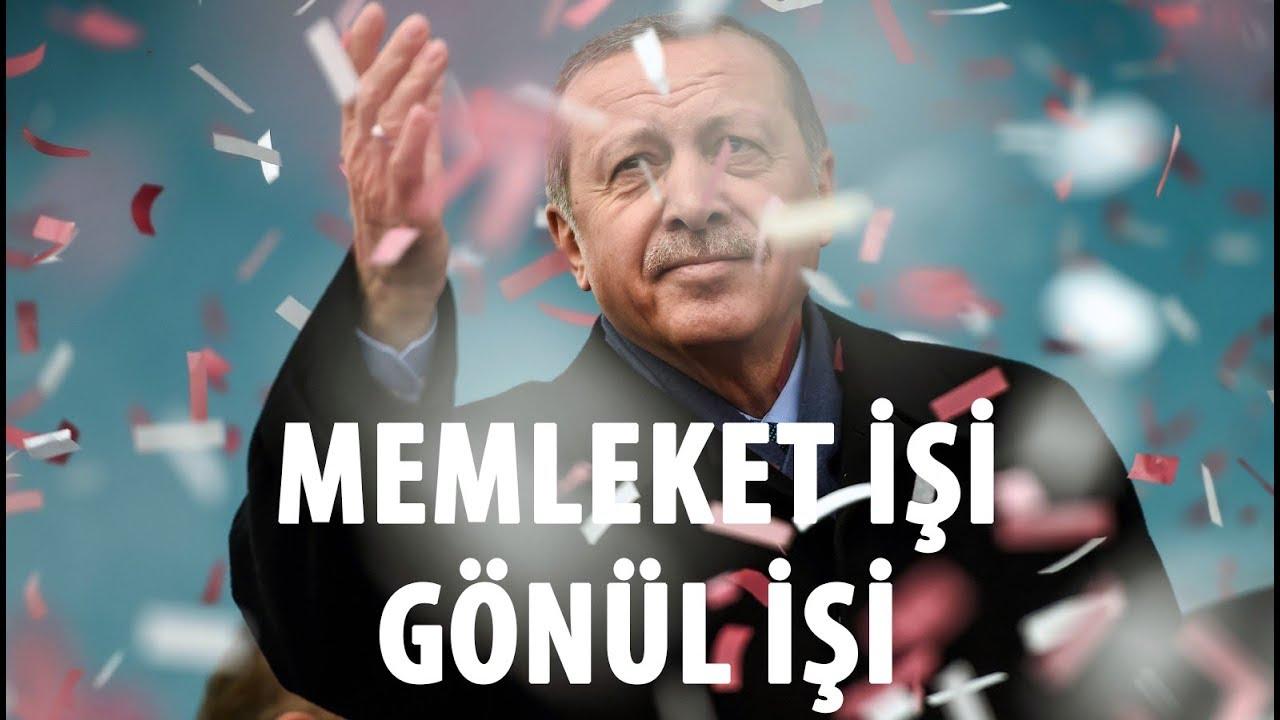 AK Parti 31 Mart Seçim Şarkısı 2019 - AK PARTİ BENİM