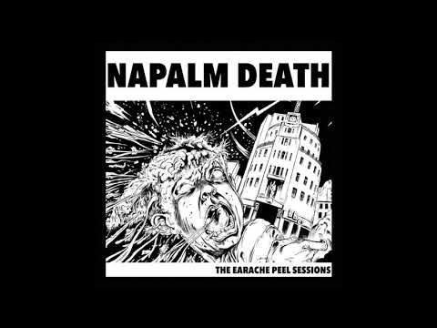 Napalm Death - Common Enemy Peel Sessions