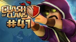 CLASH OF CLANS #41 - DIE KILLER HEXE ★ Let's Play Clash of Clans