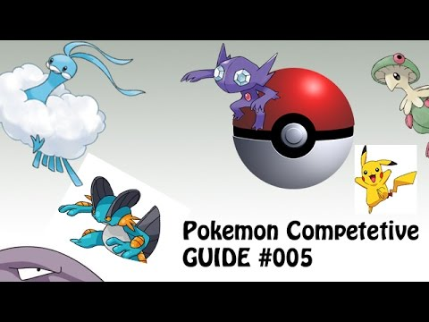 Pokemon Alpha Saphir/Omega Rubin // Competitive Guide #005 // (German/HD) - Komplettes Team