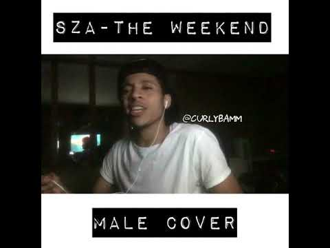 Sza- The Weekend ( Male Cover)