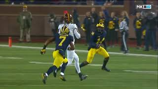 2017 Michigan Football Highlights v Minnesota