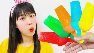 과일 아이스크림 만들며 인기동요 노래 불러요 동요모음 Fruits icecream song sing and dance for kids | 말이야와아이들 MariAndKids