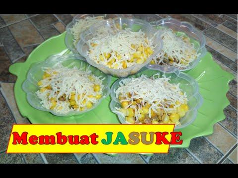 Cara Membuat Jasuke (jagung, Susu, Keju) yang Enak dan Manis