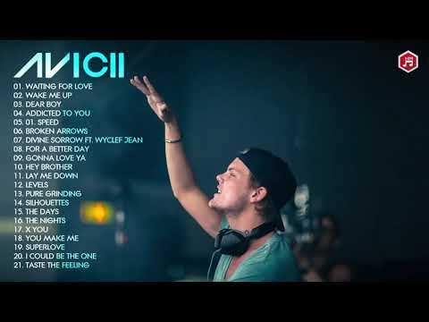 The Best Of Avicii Songs   | RIP Thank you for your music 🖤