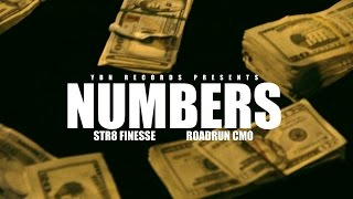 NUMBERS (MUSIC VIDEO) FEAT STR8 FINESSIN ROADRUN CMOE | SHOT BY @AustinLamotta