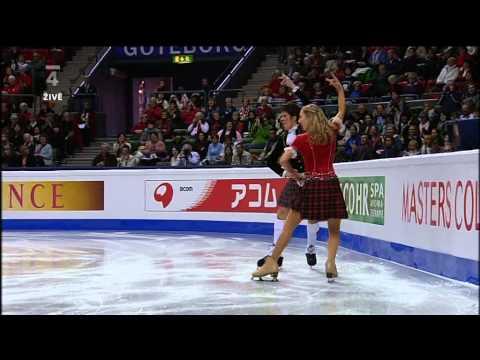 Sinead Kerr & John Kerr - 2008 Worlds OD - Scottish Dance