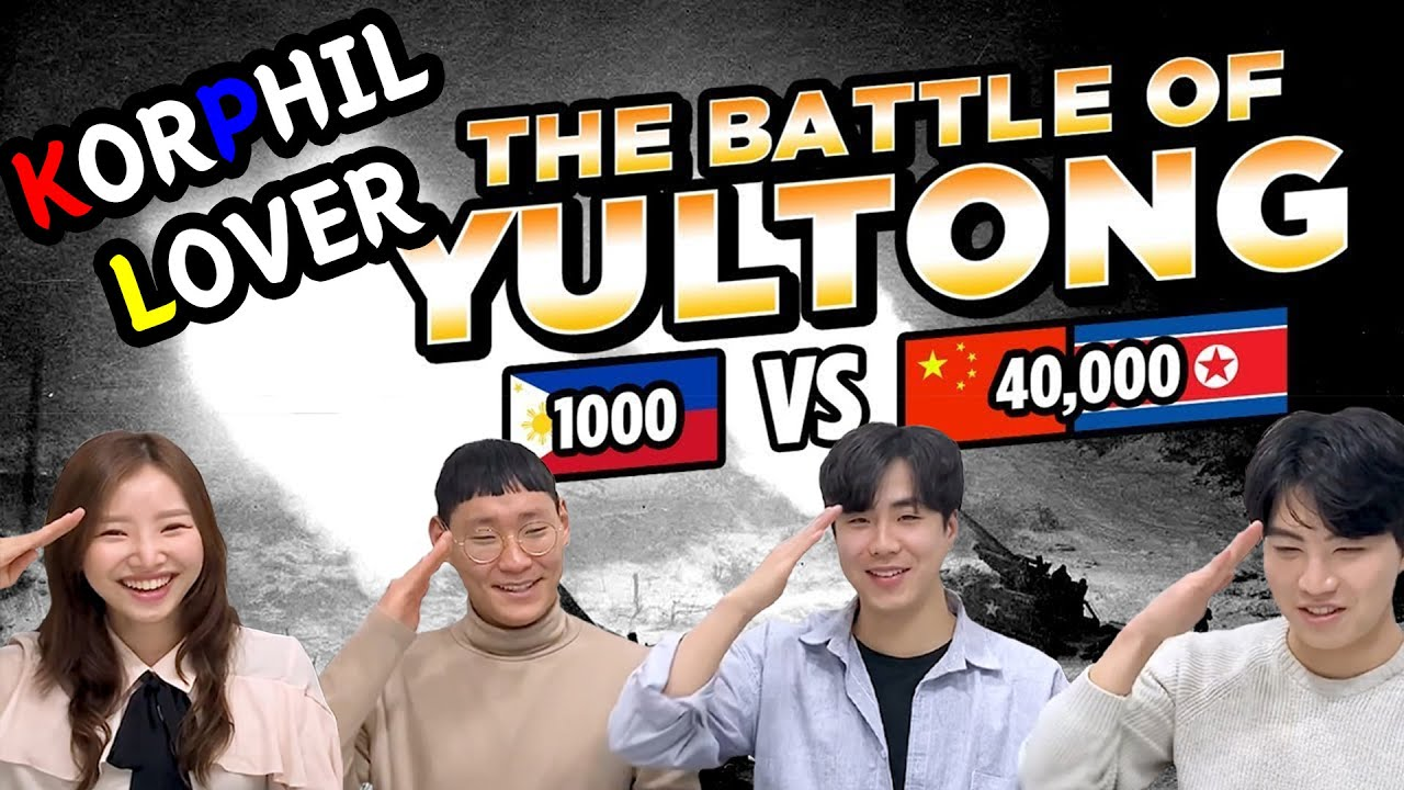 Download Korea and Philippine's History of Yultong Battle|Korean Reaction