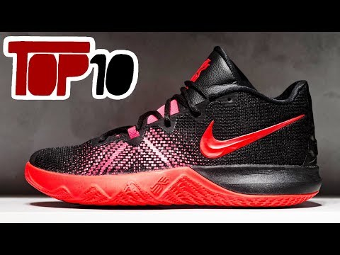 Top 10 Nike Basketball Shoes Of 2018