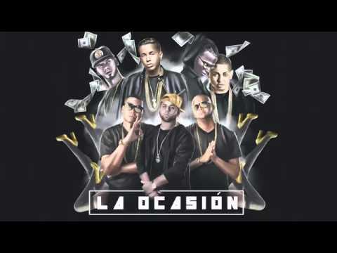 LA OCASIÓN-.De la Ghetto ft Arcangel , Ozuna , Anuel AA... ( Letra )