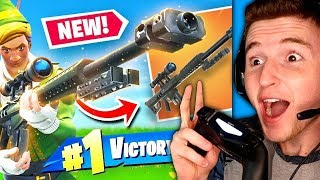 I'M SO GOOD WITH THE *NEW* HEAVY SNIPER!