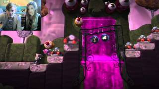 Pewdie Plays: Little Big Planet 2 w/ Girlfriend! - Part 4