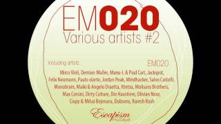 EM020 - Various Artists Vol. #2