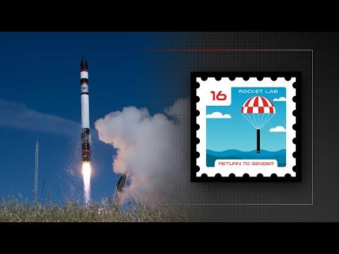 Rocket Lab - Return To Sender Launch 11/20/2020