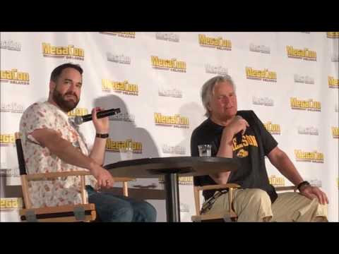 Richard Dean Anderson Full Q&A Panel at MegaCon 2017