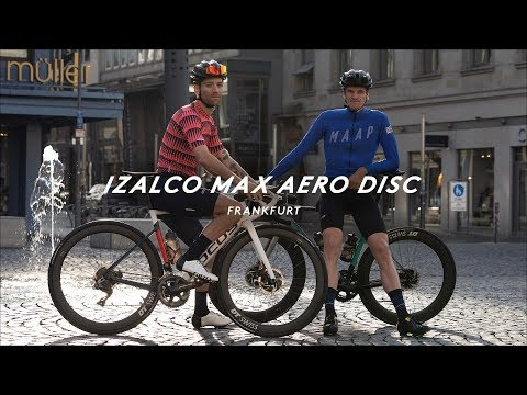 RIDING THE NEW 2019 FOCUS IZALCO MAX AERO DISC BIKE