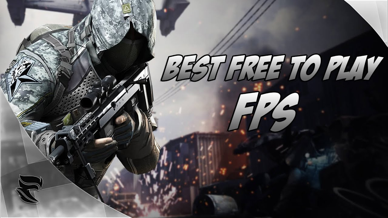 first person shooter free to play