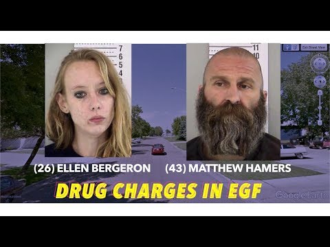 Pair Facing Drug Charges In East Grand Forks