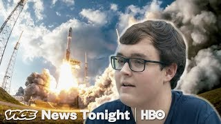 Video The World Famous Teenager Capturing Rocket Launches (HBO) download MP3, 3GP, MP4, WEBM, AVI, FLV Oktober 2018
