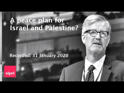 Peace Points: A Peace Plan For Israel And Palestine?