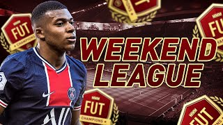 LIVE FIFA 21 WEEKEND LEAGUE SPELEN POT 11 T/M 20! | Sebas de Jong