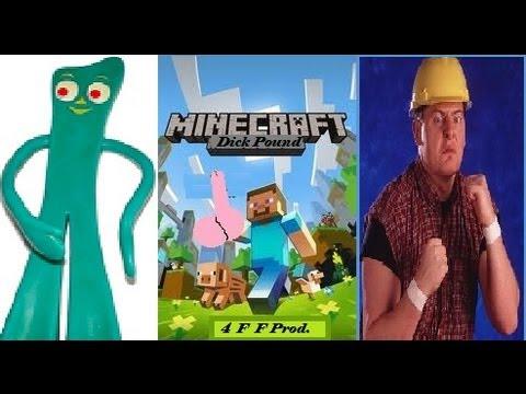 Minecraft LARP Feat. Dick Pound