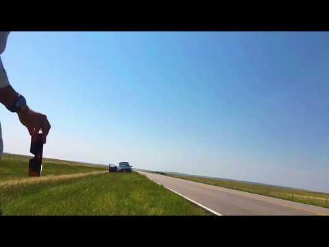 2017 Solar Eclipse Nebraska - Environment time lapse