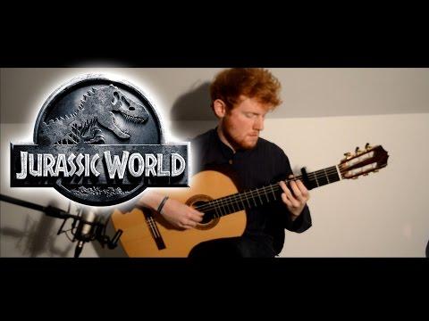 Jurassic World: Main Theme - Guitar Cover by CallumMcGaw + TABS