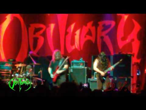OBITUARY + CANNIBAL CORPSE @ The Fillmore S.F., 3-7-16