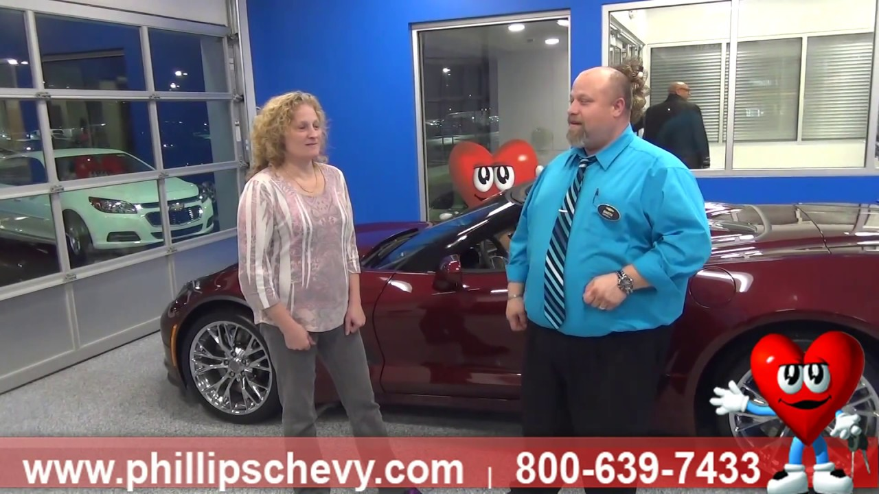 Chevy Sonic Customer Review Phillips Chevrolet Chicago New - Phillips chevy car show